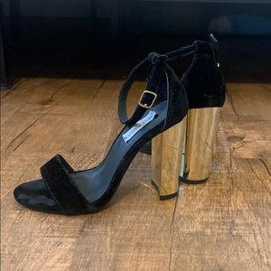 Steven Madden heels - gently used!